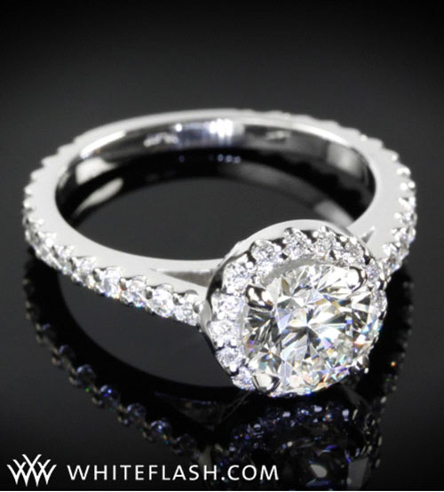top-quality engagement ring