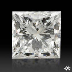 Ordinary Princess Cut Diamond