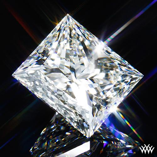 Princess Brilliant Cut Diamond