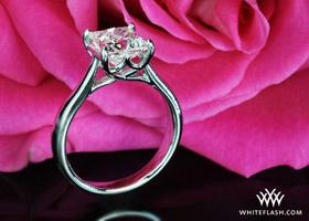 princess-cut-diamond-ring-with-rose