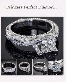 Princess Perfect Diamond Engagement Rings Pinboard