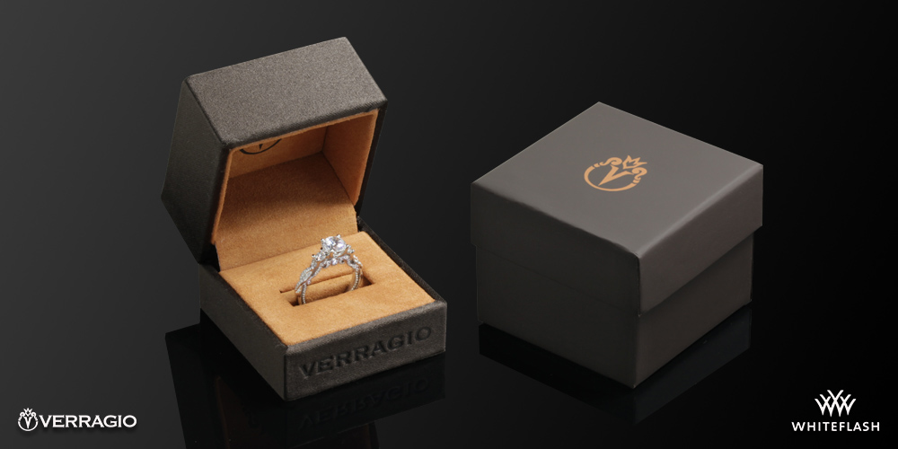 Verragio Designer Ring Box
