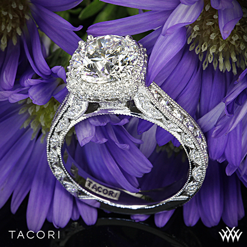 Tacori RoyalT HT2607 Engagement Ring