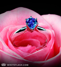 6 prong tiffany style ring