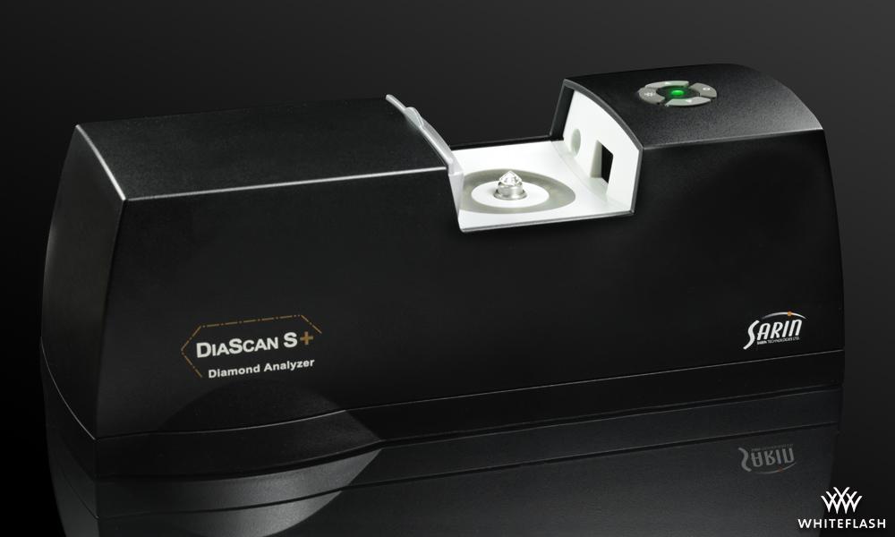 Sarin DiaScan Diamond Analyzer