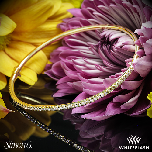 Simon G MB1432 Diamond Bracelet