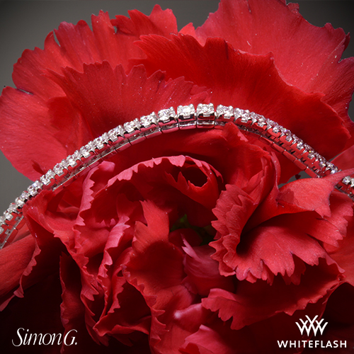 Simon G MB1557 Diamond Bracelet