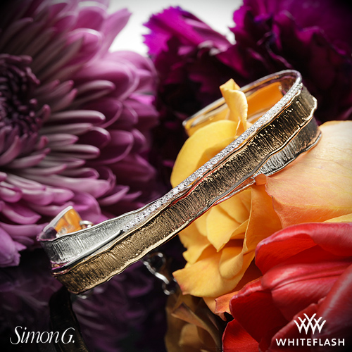 Simon G NB134 Diamond Bracelet
