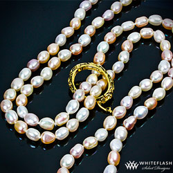 Spice Pearl Necklace