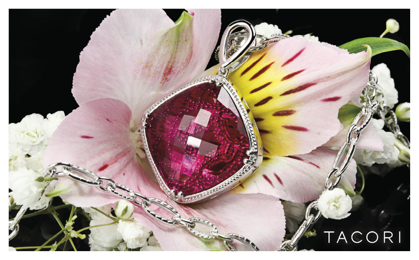 Tacori Jewelry Pendant December 2014 Whiteflash Jewelry Calendar