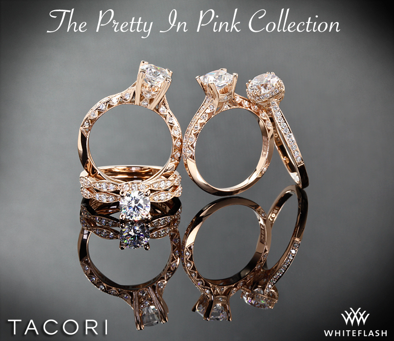 Tacori Pretty In Pink Collection Whiteflash