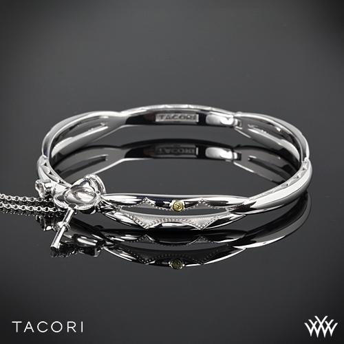 Tacori SB177M Promise Bracelet in Sterling Silver