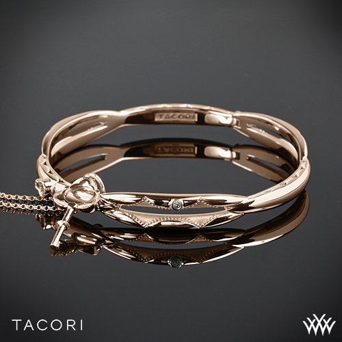 Tacori SB177PM Promise Bracelet in 18k Rose Gold