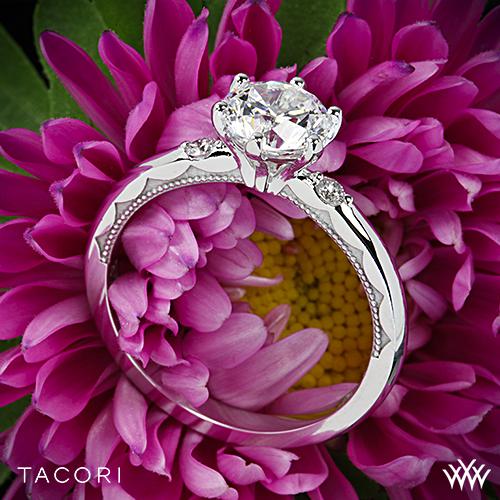 Simon G NR109 Engagement Ring