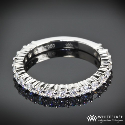 three quarter eternity, amazing wedding ring