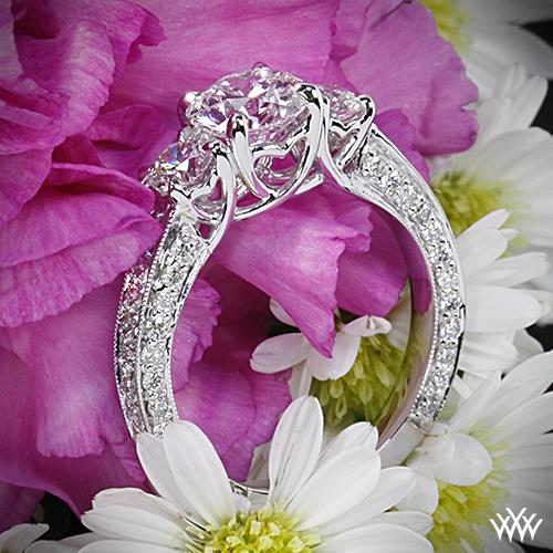 3 Stone Engagement Ring style
