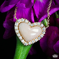 """Heart Candy"" Diamond Pendant"