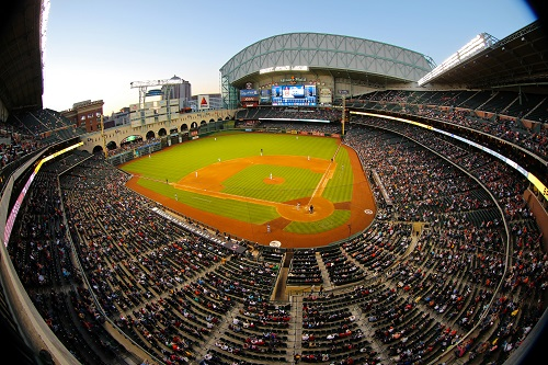 Minute Maid Park and NRG Stadium