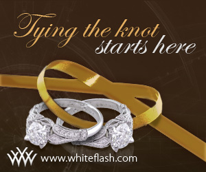 Tying the Knot Starts with Whiteflash