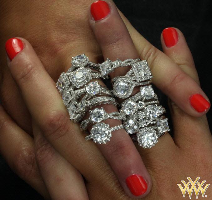 Verragio Diaomnd Engagement Rings