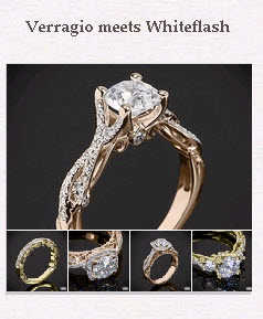 Verragio meets Whiteflash Pinboard