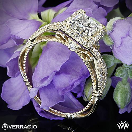 Verragio Yellow Gold Ring
