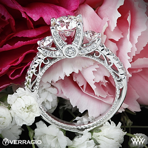 Vintage Engagement Ring style