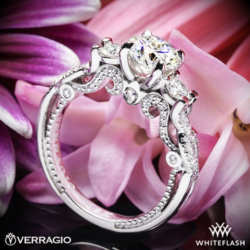 Verragio INS-7074R Engagement Ring