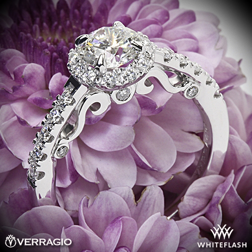Verragio INS-7003 Engagement Ring