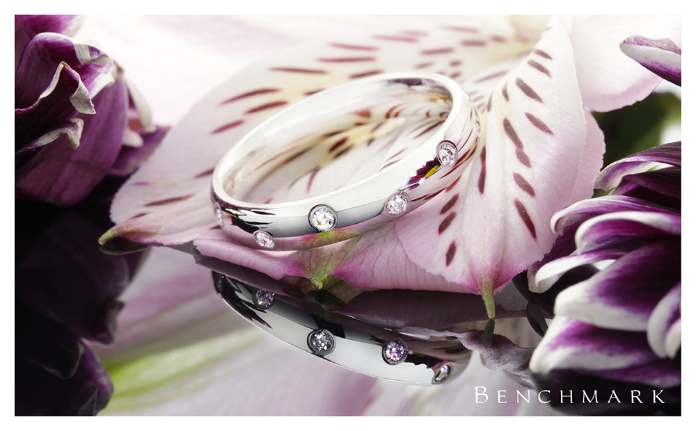 Benchmark 2015 Jewelry Calendar Whiteflash