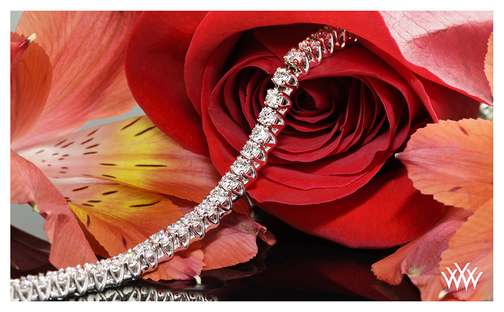 Whiteflash Diamond Bracelet 2016 Jewelry Calendar