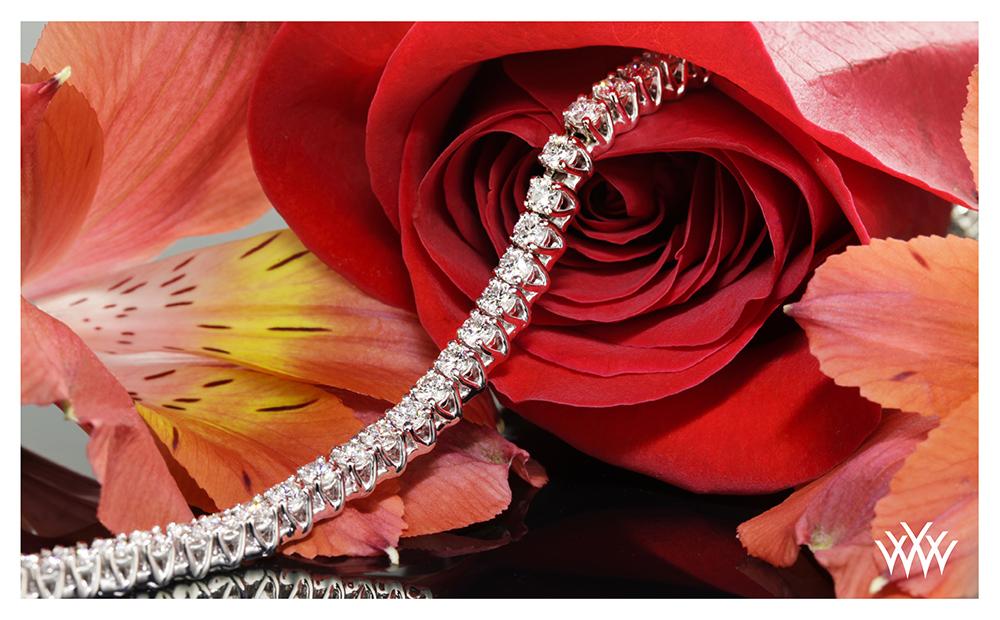 Whiteflash Diamond Bracelet 2016 Jewelry Calendar