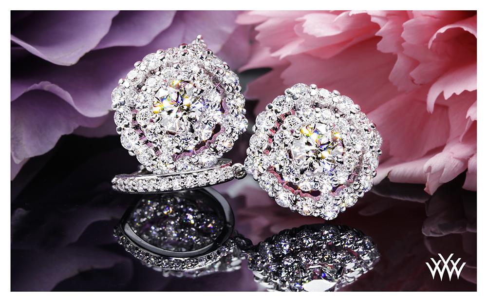 Whiteflash Diamond Earrings 2016 Jewelry Calendar Whiteflash