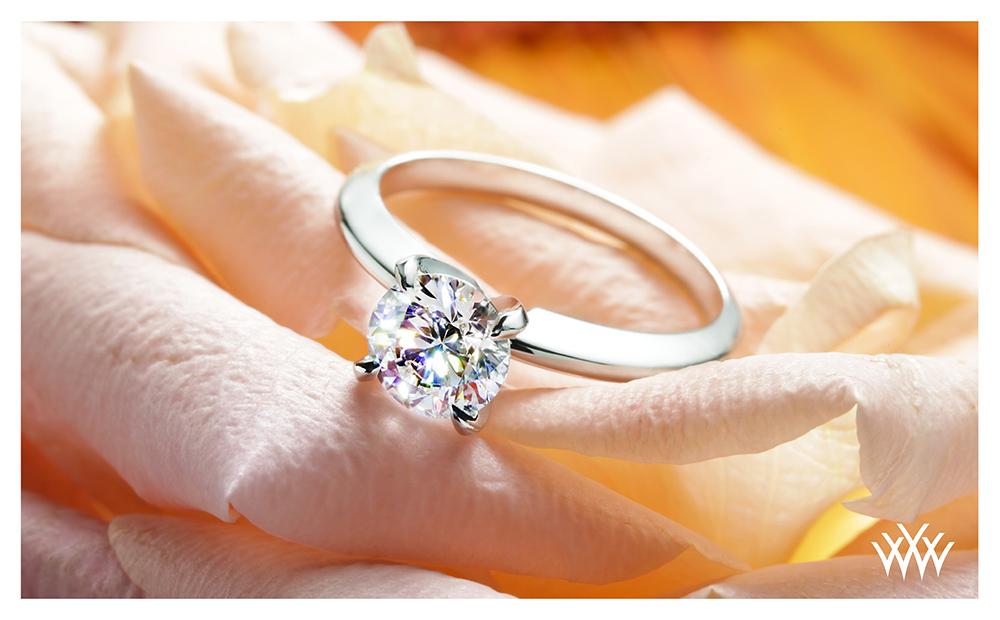 Whiteflash Engagement Ring 2016 Jewelry Calendar Whiteflash