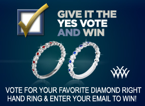 Whiteflash Facebook Diamond Ring Giveaway