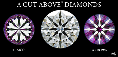 A CUT ABOVE Round Diamond
