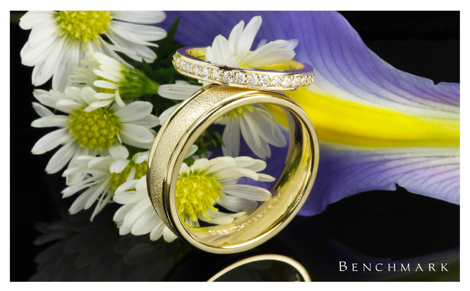 Benchmark Rings 2015 Jewelry Calendar Whiteflash
