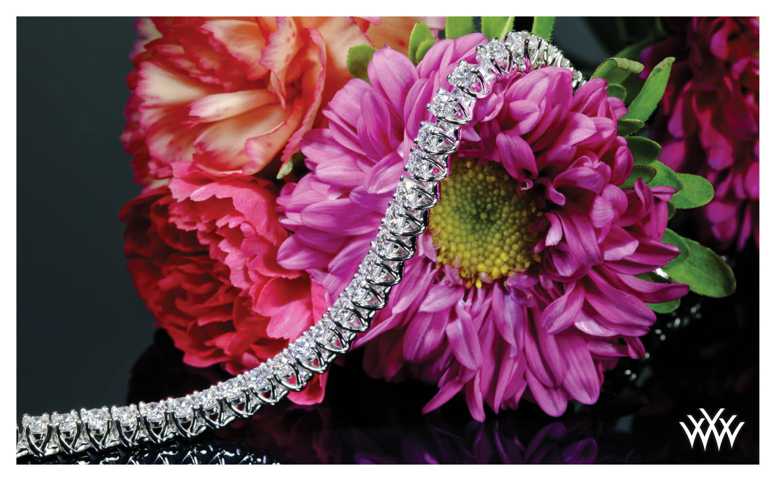 Diamond Bracelet 2015 Jewelry Calendar Whiteflash