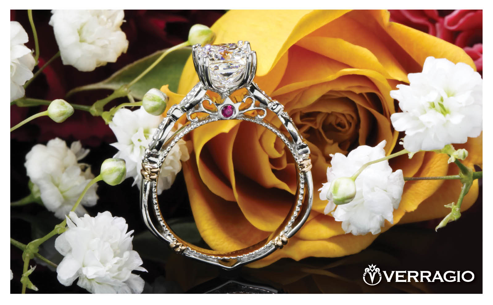 Verragio 2015 Jewelry Calendar Whiteflash