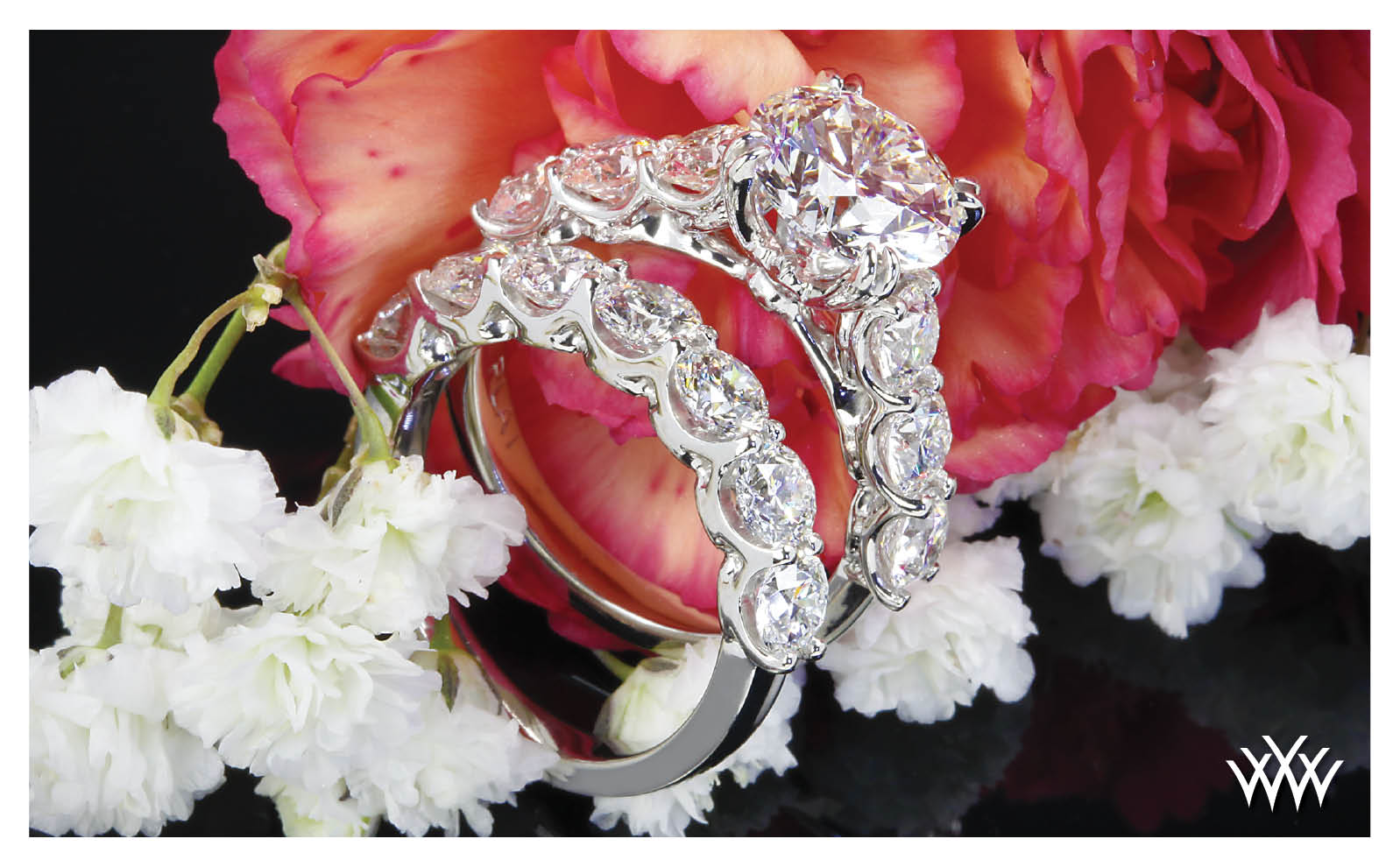 Whiteflash Custom Engagement Rings 2015 Jewelry Calendar