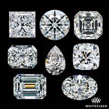 The 8 Most Popular Diamond Shapes and Cuts