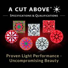 A CUT ABOVE® Specifications & Qualifications