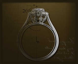Custom Ring Sketch