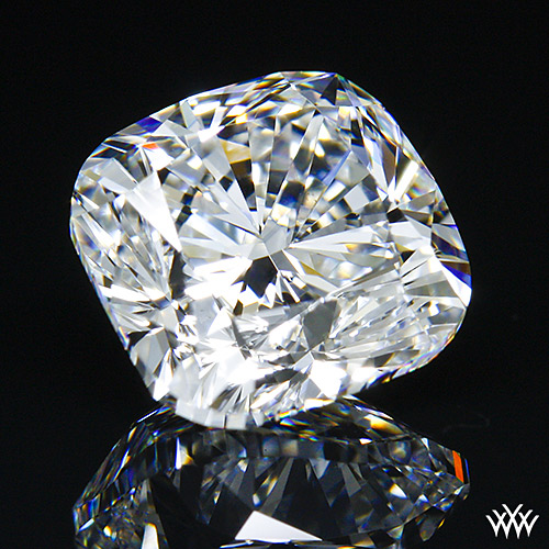 Cushion Cut Diamonds By Whiteflash