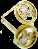 Dreams of Africa Diamond Earrings