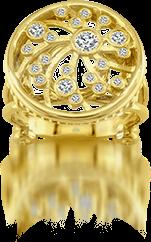 Dreams of Africa Diamond Ring