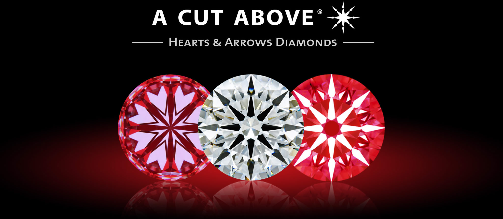 A cut above hearts and arrows diamonds whiteflash geenschuldenfo Images