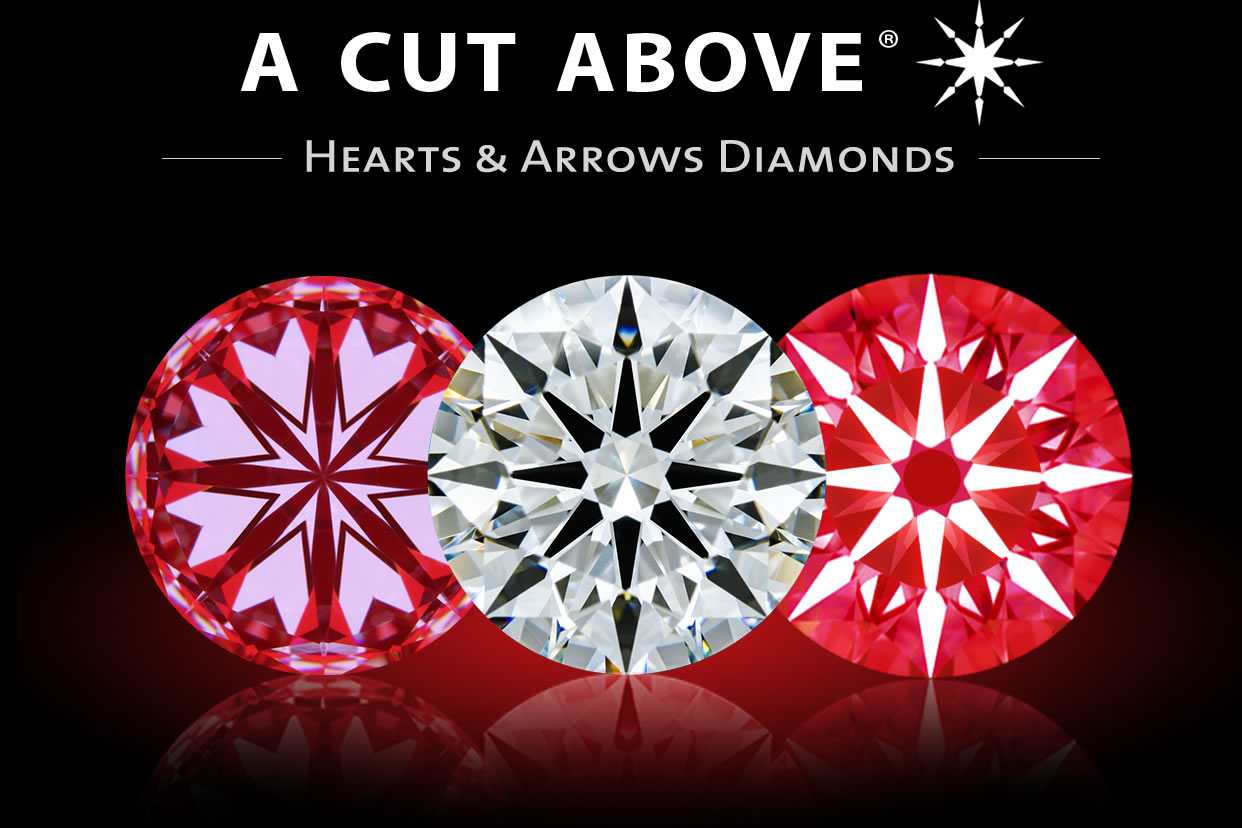 e2038c20123d0 A CUT ABOVE Hearts and Arrows Diamonds | Whiteflash