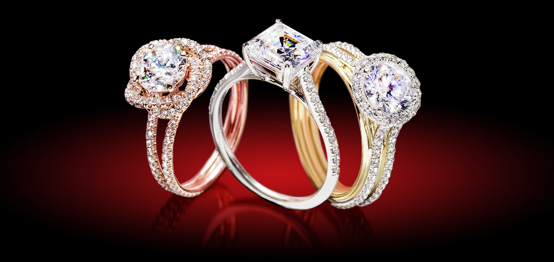 rings online buy p by jewellers kalyan gold at engagement paravi ring best candere