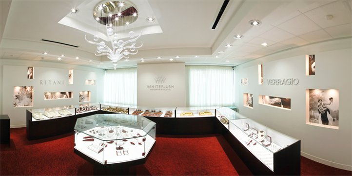 Houston jewelry store showroom whiteflash for Jewelry stores in texas